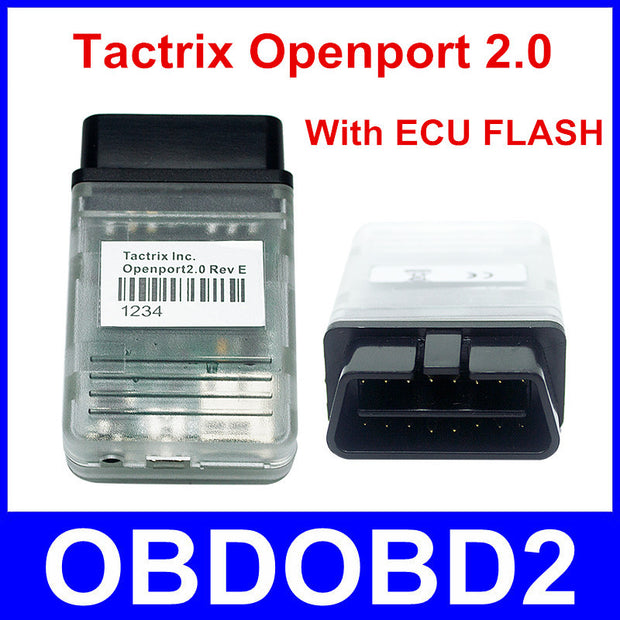 Newest Tactrix Openport 2.0 With ECU FLASH ECU Chip Tunning Tactrix