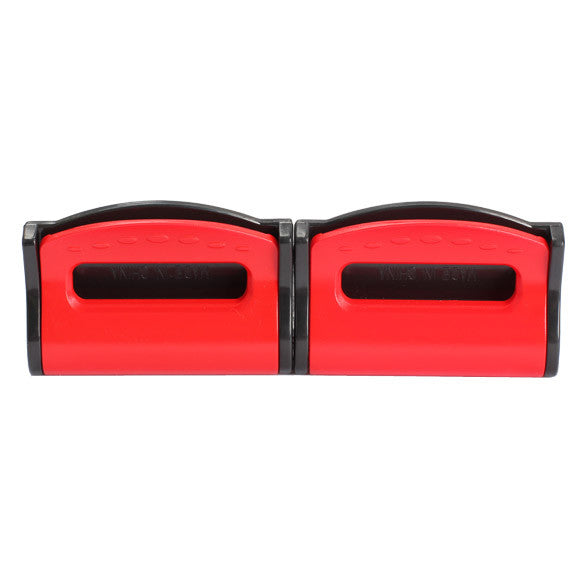 2pcs Red Universal General  Car Auto Truck Safety Seat Belt Buckle