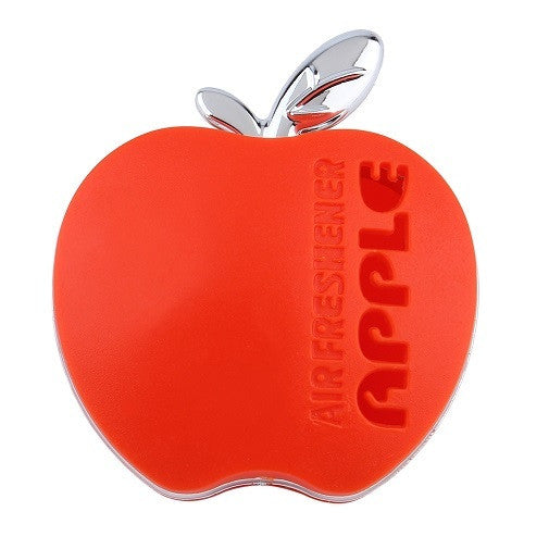 2017 New Design Apple Shape Auto Parfum Car Air Freshener For Car