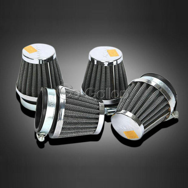 4x 52mm Air Filters Cleaners for Yamaha XJ XJR 600 650 700 750 900