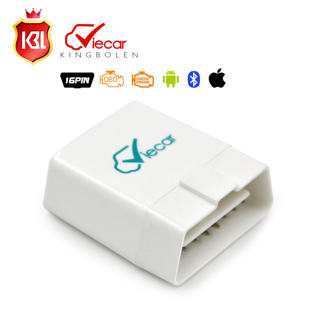 2017 Newest For IOS and Android Viecar 4.0 obd2 bluetooth scanner tool