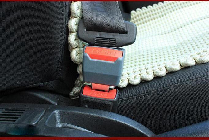 2016 Hot sale 1Pcs Car Seat Belt Buckle Extender Extension Seatbelt
