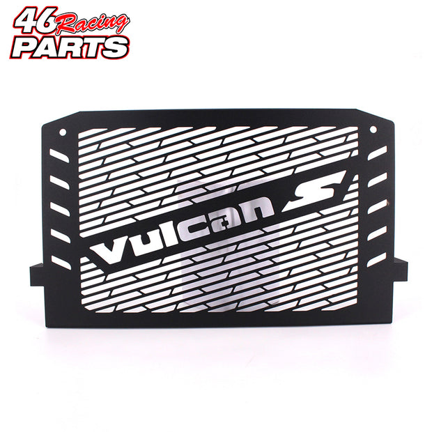 Black Motorcycle Accessories Radiator Guard Protector Grille Grill