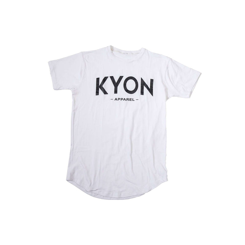 T-Shirt - White - Kyon Apparel