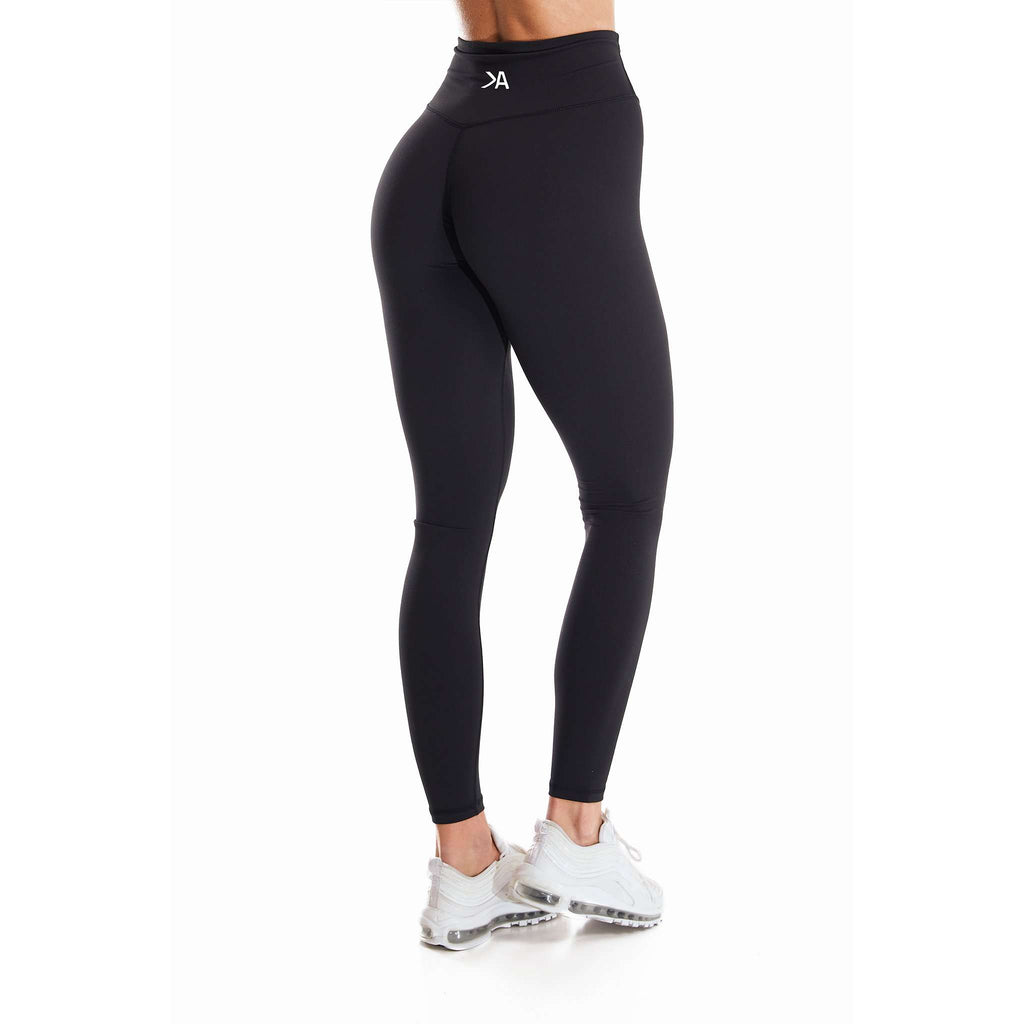 Lycra Leggings - Black