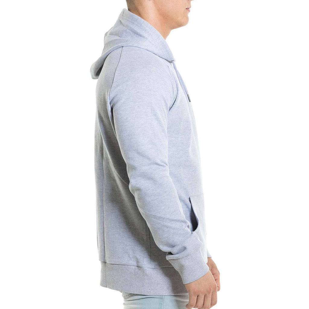 Fitted Hoodie - Grey - Kyon Apparel