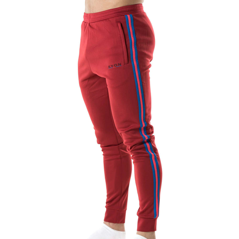 Joggers - Red - Kyon Apparel
