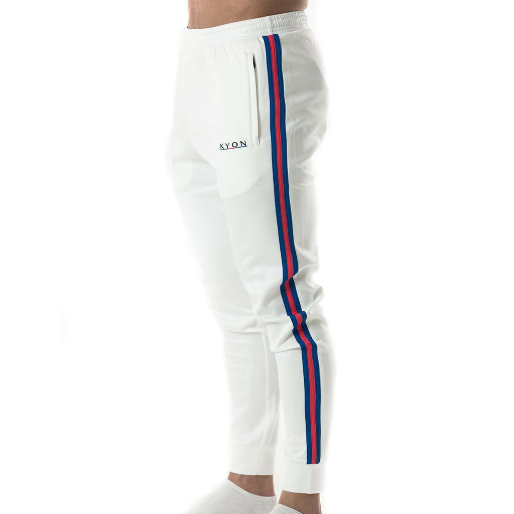 Joggers - White - Kyon Apparel