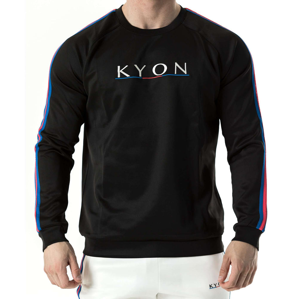 Sweater - Black - Kyon Apparel