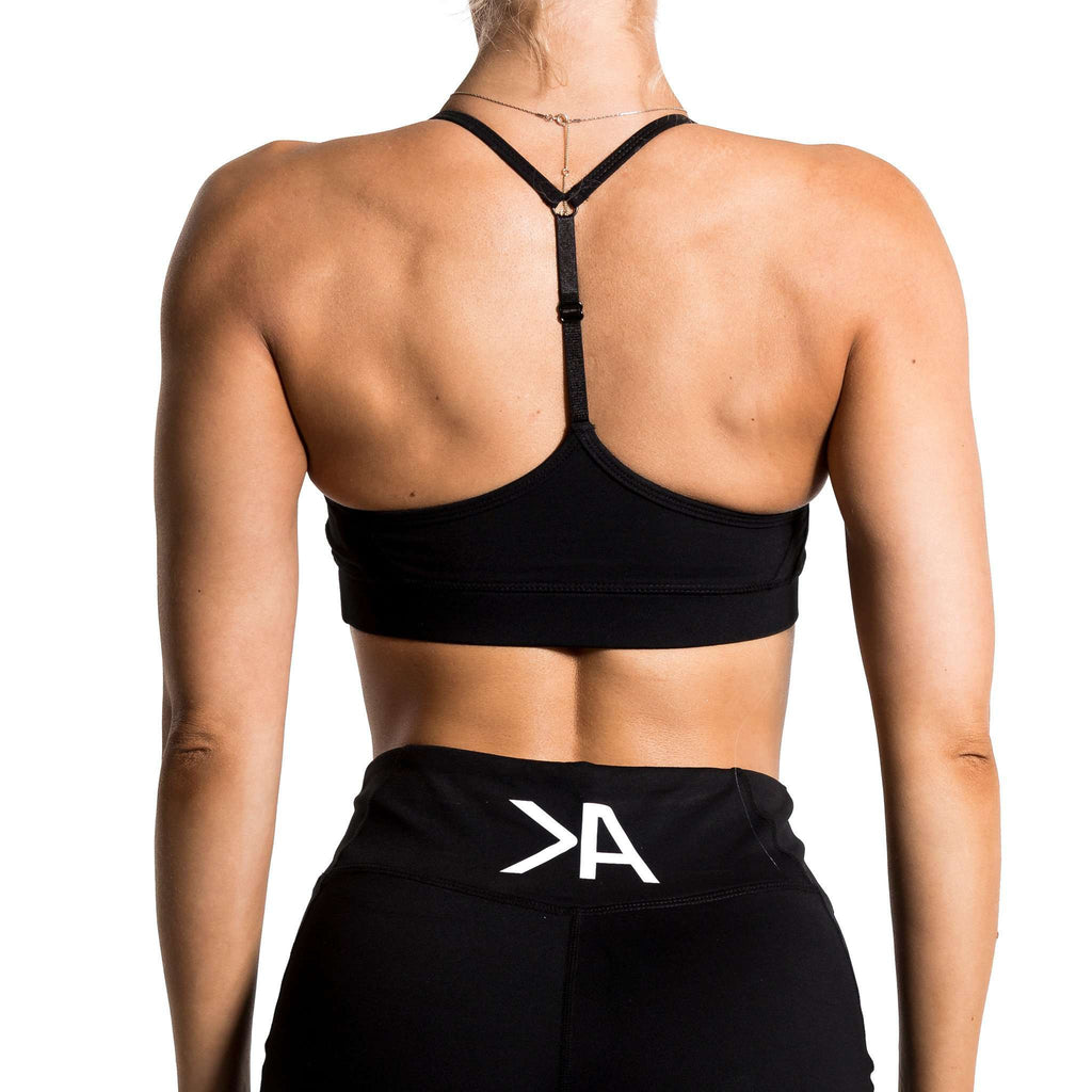 Sports Bra - Black - Kyon Apparel