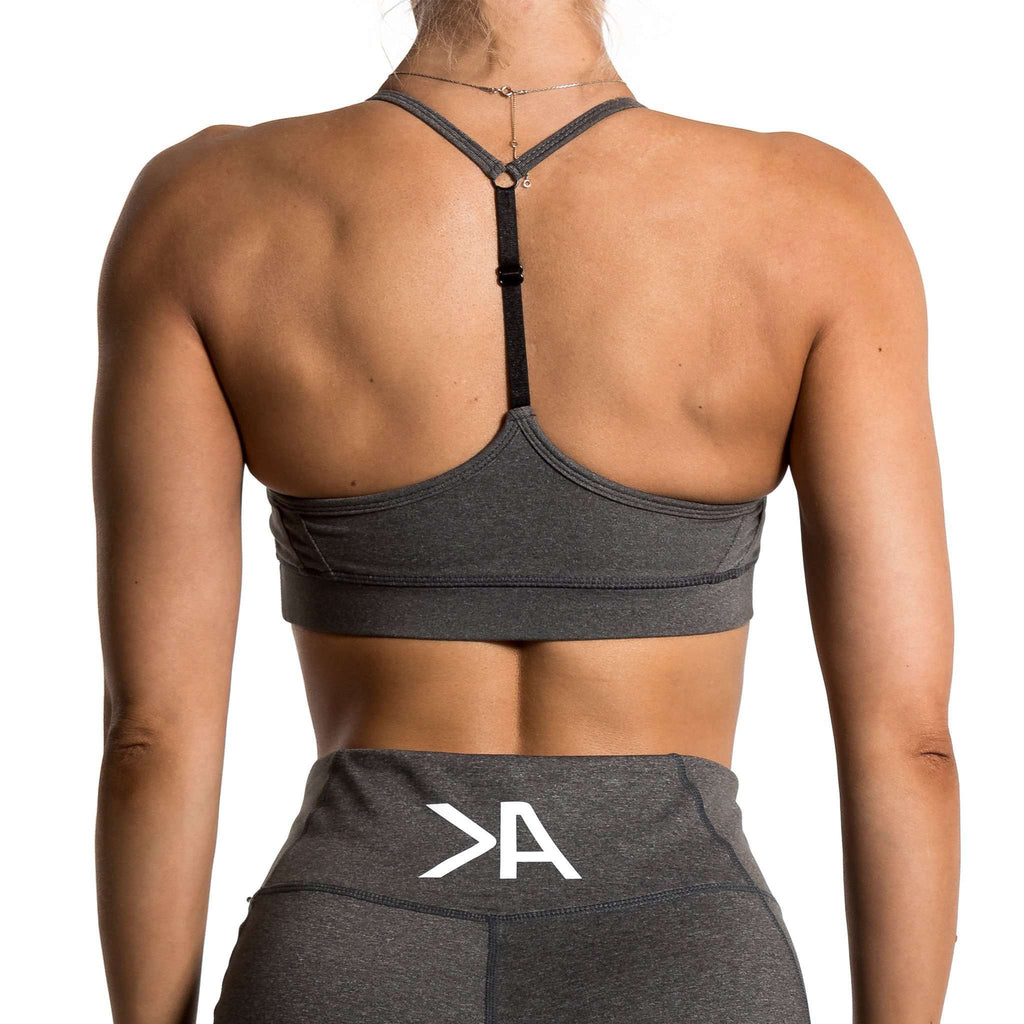 Sports Bra - Grey - Kyon Apparel