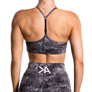 Sports Bra - Marble - Kyon Apparel