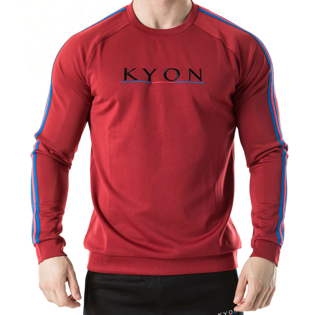 Sweater - Red - Kyon Apparel