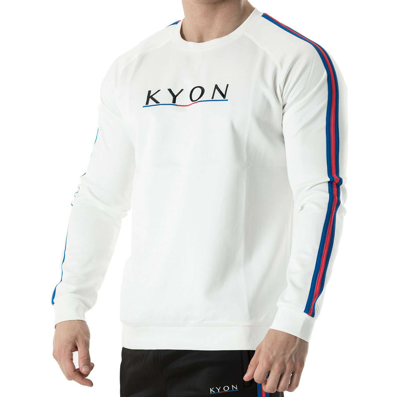 Sweater - White - Kyon Apparel