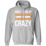 God is great Pullover Hoodie