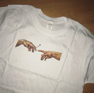 Creation of Cig | Aes T-Shirt