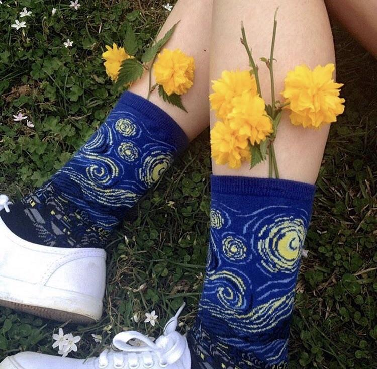 STARRY ART | AESTHETICS SOCK
