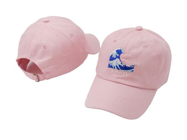 WAVE DAD HAT | HARAJUKU