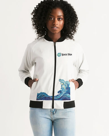 The Wave Women's Bomber Jacket