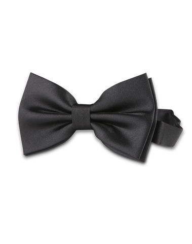 Men's Dress Bow Tie in Black