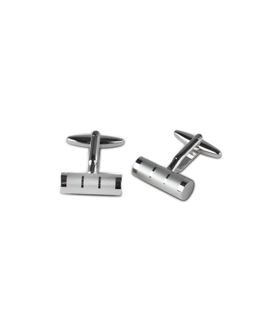 Men's Dress Shirt Cufflinks in Hammer Head