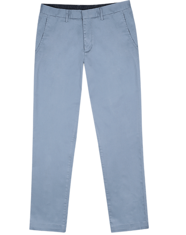 The Randolph Dress Pants In Sky Blue