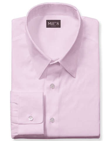 The Roosevelt Dress Shirt in Pink