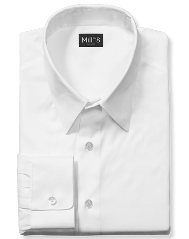 Dress Shirt in White