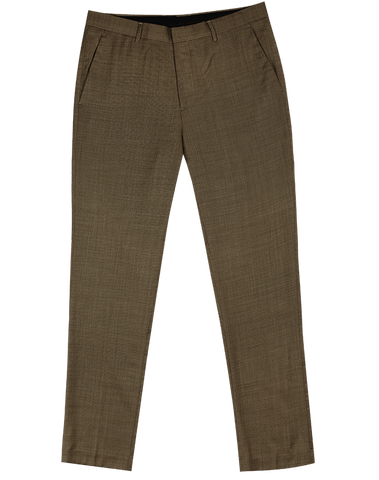 The Randolph Dress Pants In Texas Brown