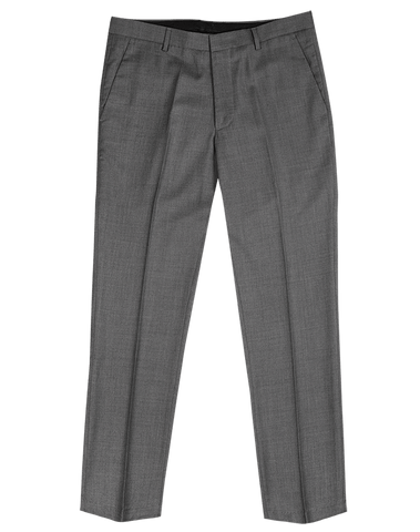 The Randolph Dress Pants in Dark Grey