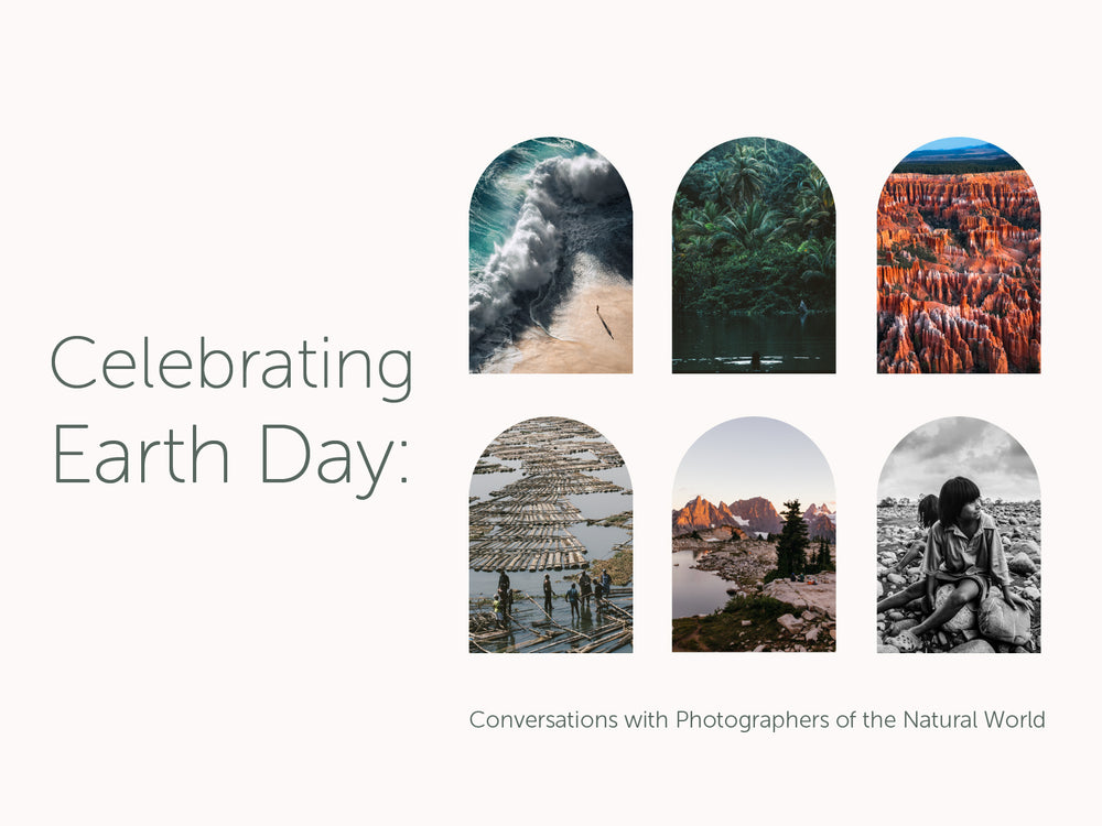 Earth Day: Conversations with Photographers of the Natural World
