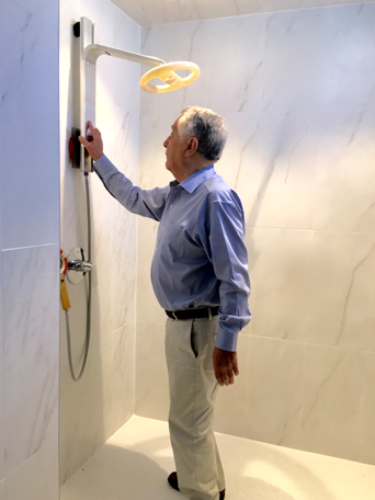 The Nebia Shower System