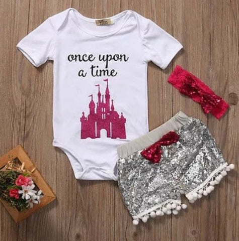 Once upon a Time 3pc set