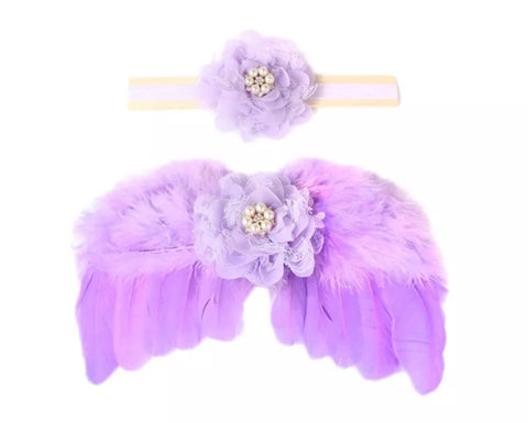 Photo Prop Angel Wings