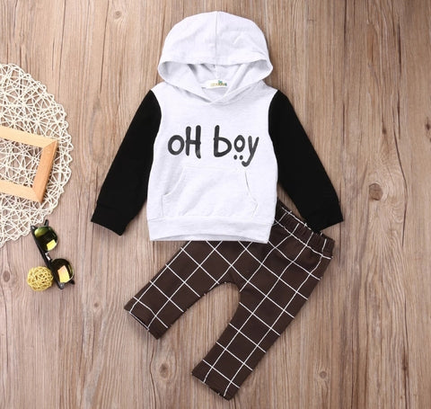 Oh Boy jogging  2pcs Set