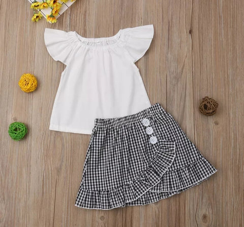 LULU Skirt Set
