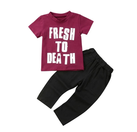 Fresh to Death 2pcs