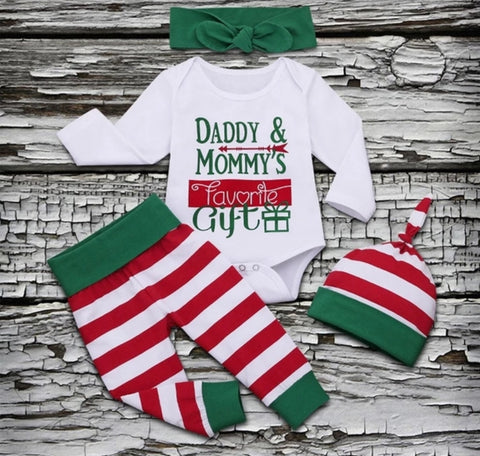 Daddy & Mommy's favorite gift