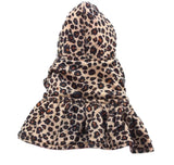 Leopard reversible Coat