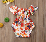 Rosemary Floral Romper