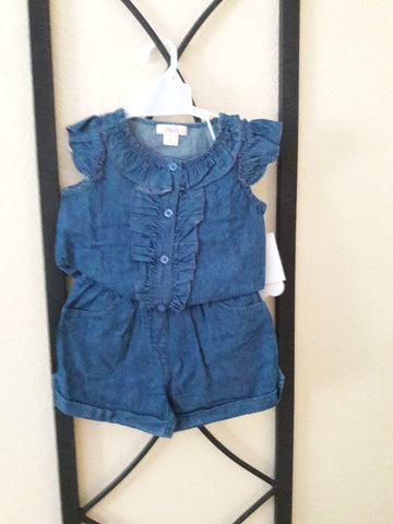 Denim Jumper 1 piece