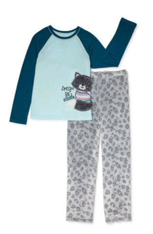 Kitty Dream Big Pajamas