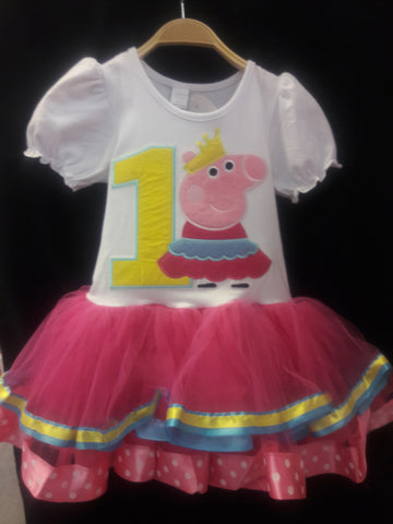 First Birthday Tutu Dresses