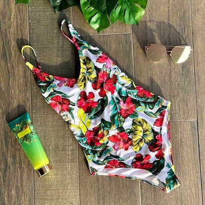 Summer Beach Wear Monokini Bodysuit