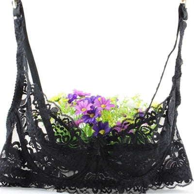 Sexy Lace Bras For Women Push Up Bra Women Bralette Bra Push Up Underwear Padded Women Brassiere Lingerie Soutien Gorge - Shopperstrail