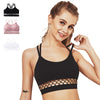Sexy Hollow Bra Brassiere Lingerie Padded Backless Bras For Women Wire Free Solid Bustier Vest Top Bralette Underwear #D - Shopperstrail