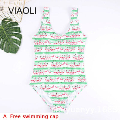 17 Pattern Cartoon Styles Women One Piece Swimsuit 3D Print Swimwear One-Piece Suits full suit for swimming  one piece swimsuit - Shopperstrail