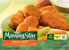 Morningstar Buffalo Wings (Frozen)