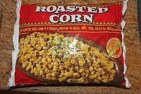Trader Joe's Roasted Corn (Fire Roasted Sweet Corn.  A Perfect Addition to Salsa, Soup, Stew, Pizza and Mexican Entrees)