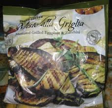Trader Joe's Misto alla Griglia (Marinated Grilled Eggplant and Zucchini) (Frozen)
